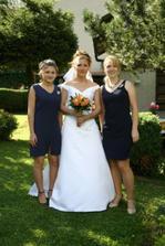 Sestry Iva a Anička
