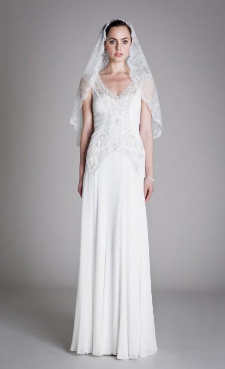Inspirace - Svatební šaty - ...