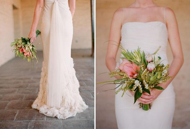 Inspirace - Svatební šaty - .......
