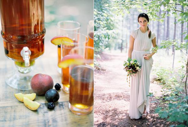 Inspirace - Svatební šaty - .... bohema