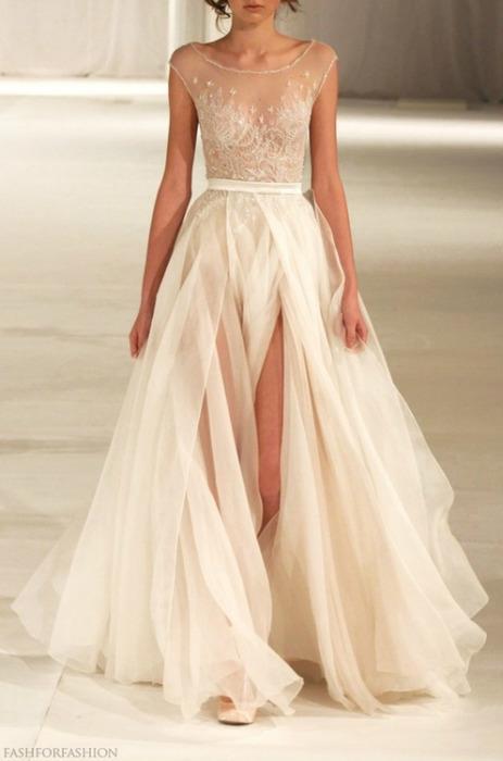 Inspirace - Svatební šaty - Obrázek č. 8