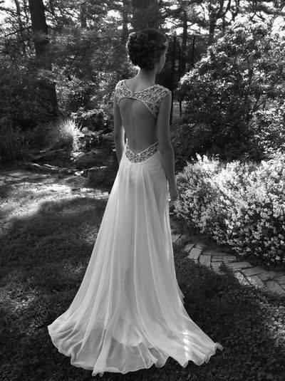 Inspirace - Svatební šaty - Obrázek č. 15