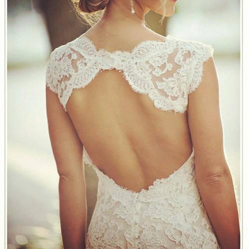 Inspirace - Svatební šaty - Obrázek č. 16