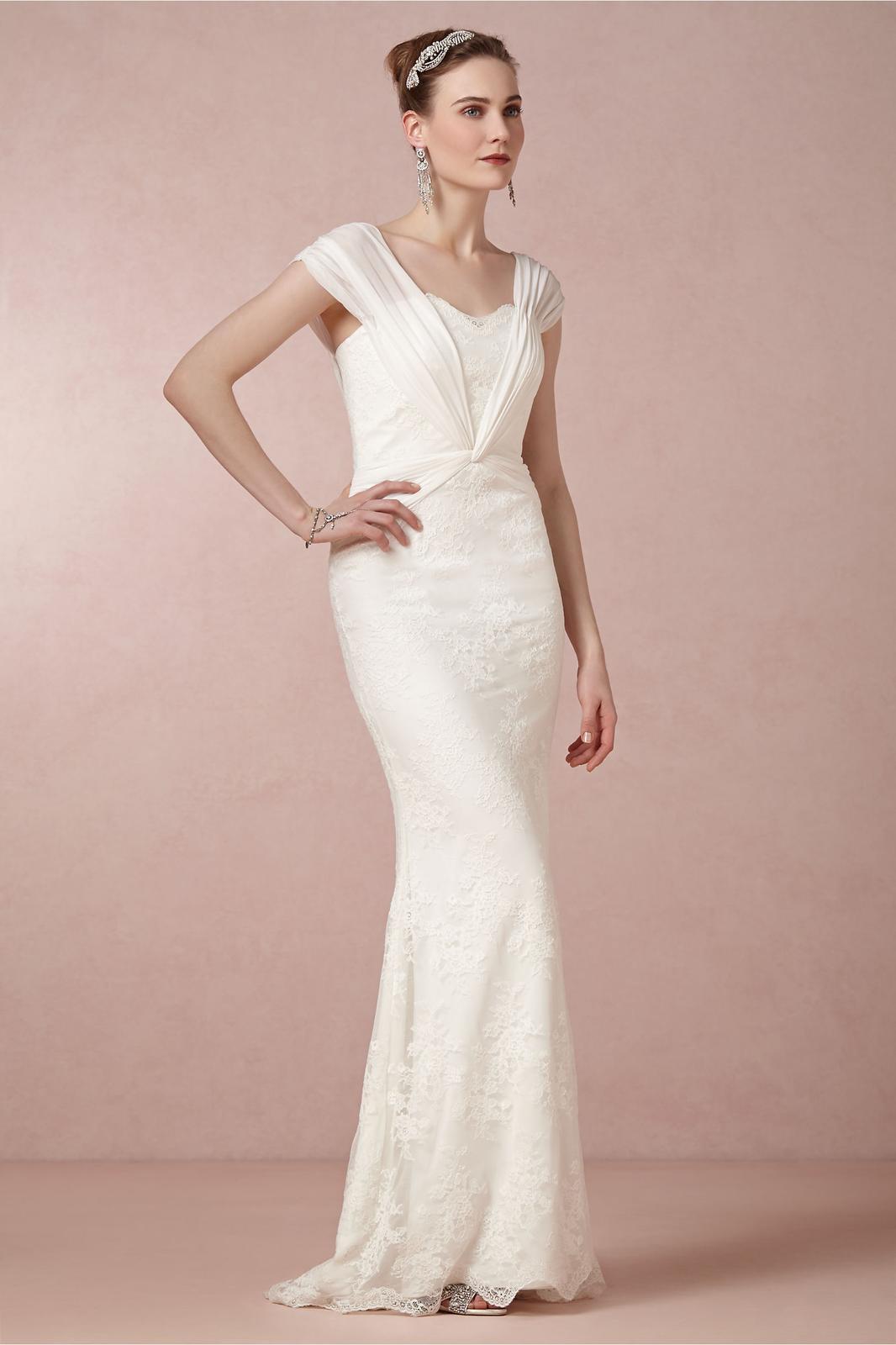 Inspirace - Svatební šaty - Obrázek č. 22
