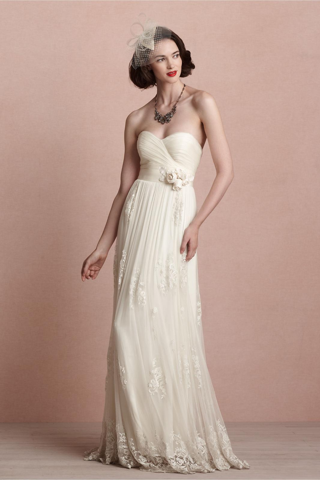 Inspirace - Svatební šaty - Obrázek č. 28