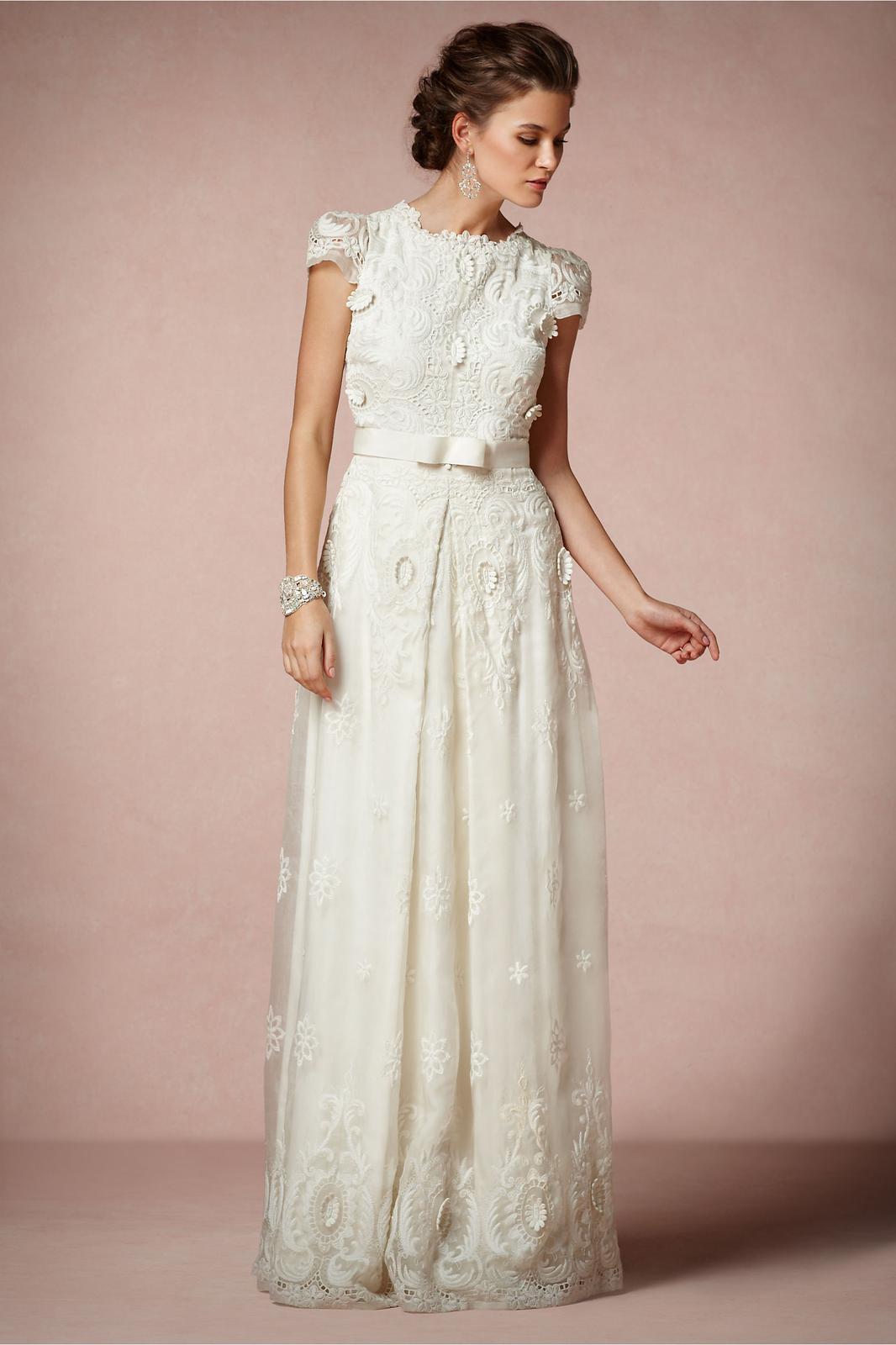 Inspirace - Svatební šaty - Obrázek č. 29
