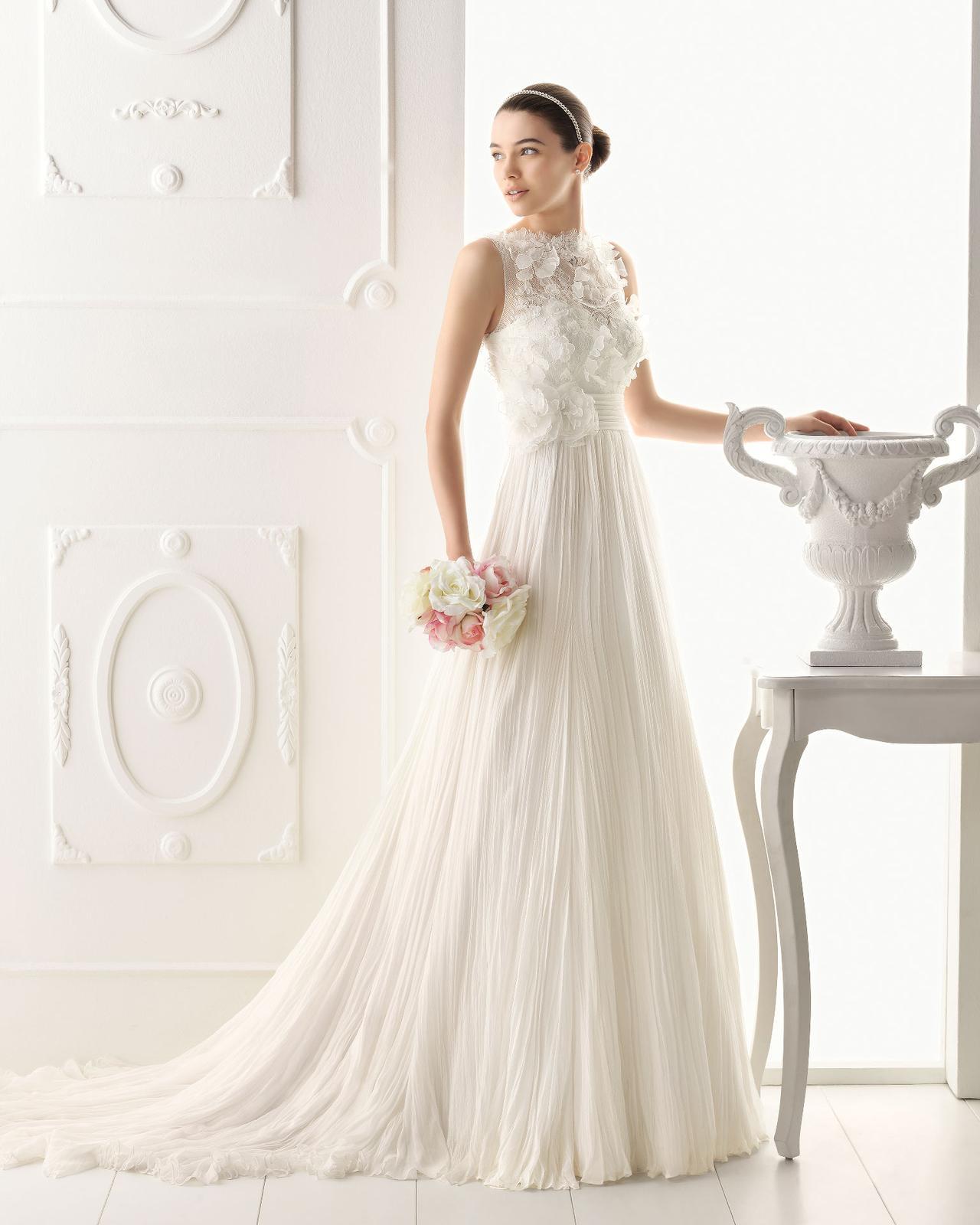 Inspirace - Svatební šaty - Obrázek č. 66