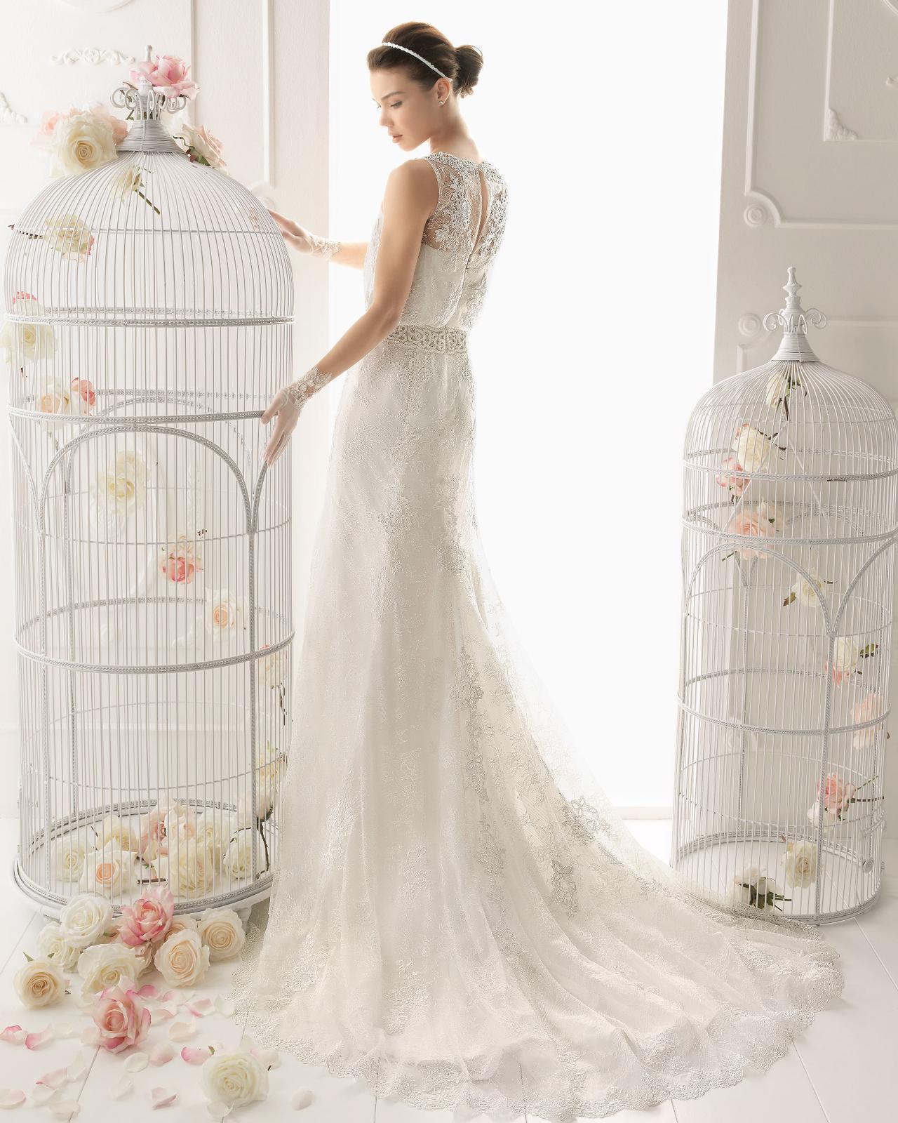 Inspirace - Svatební šaty - Obrázek č. 68