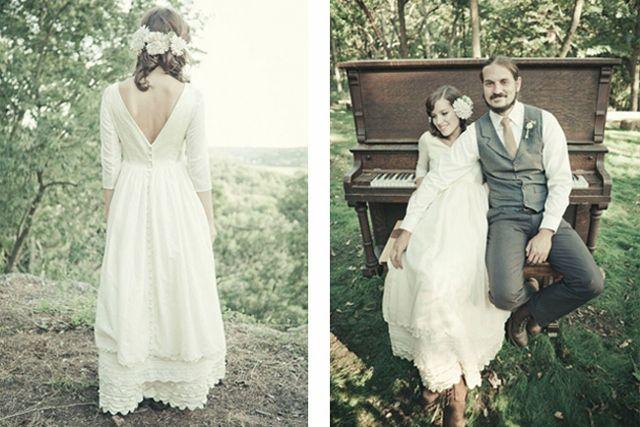 Inspirace - Svatební šaty - Obrázek č. 94