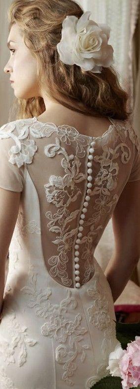 Inspirace - Svatební šaty - Obrázek č. 97