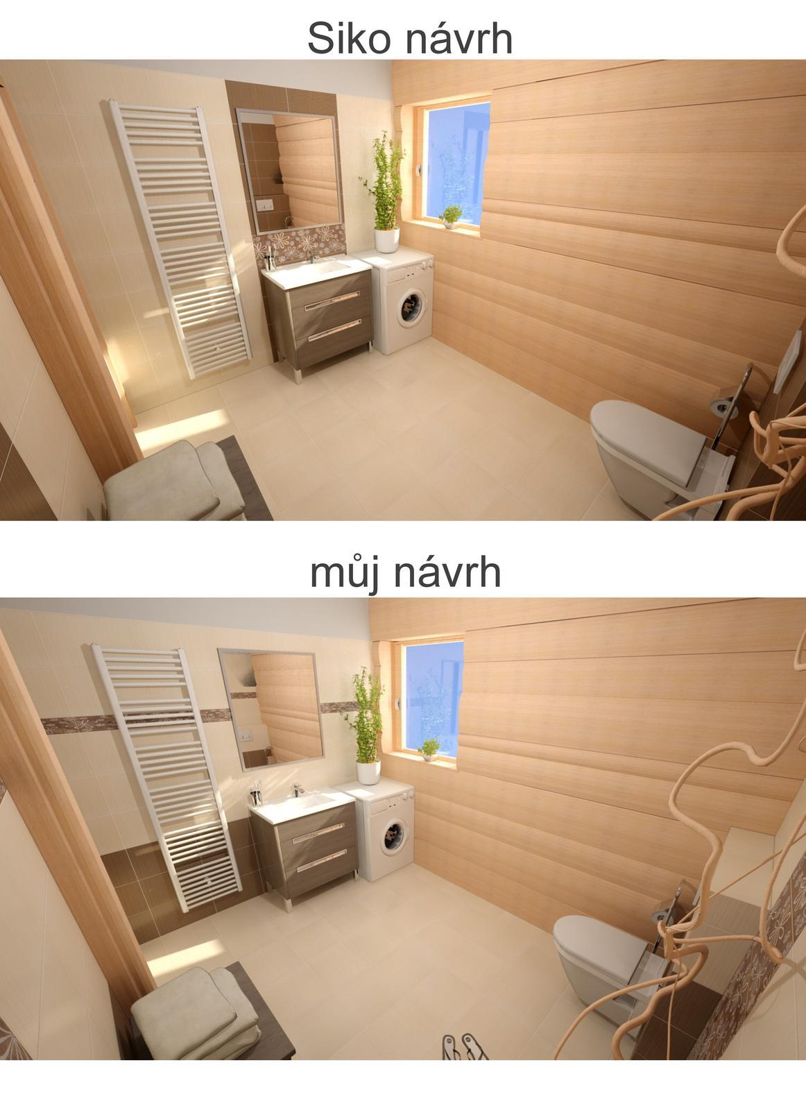 Koupelna - Obrázek č. 9