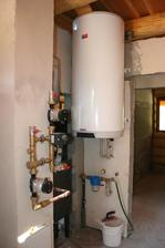 Boiler 200l
