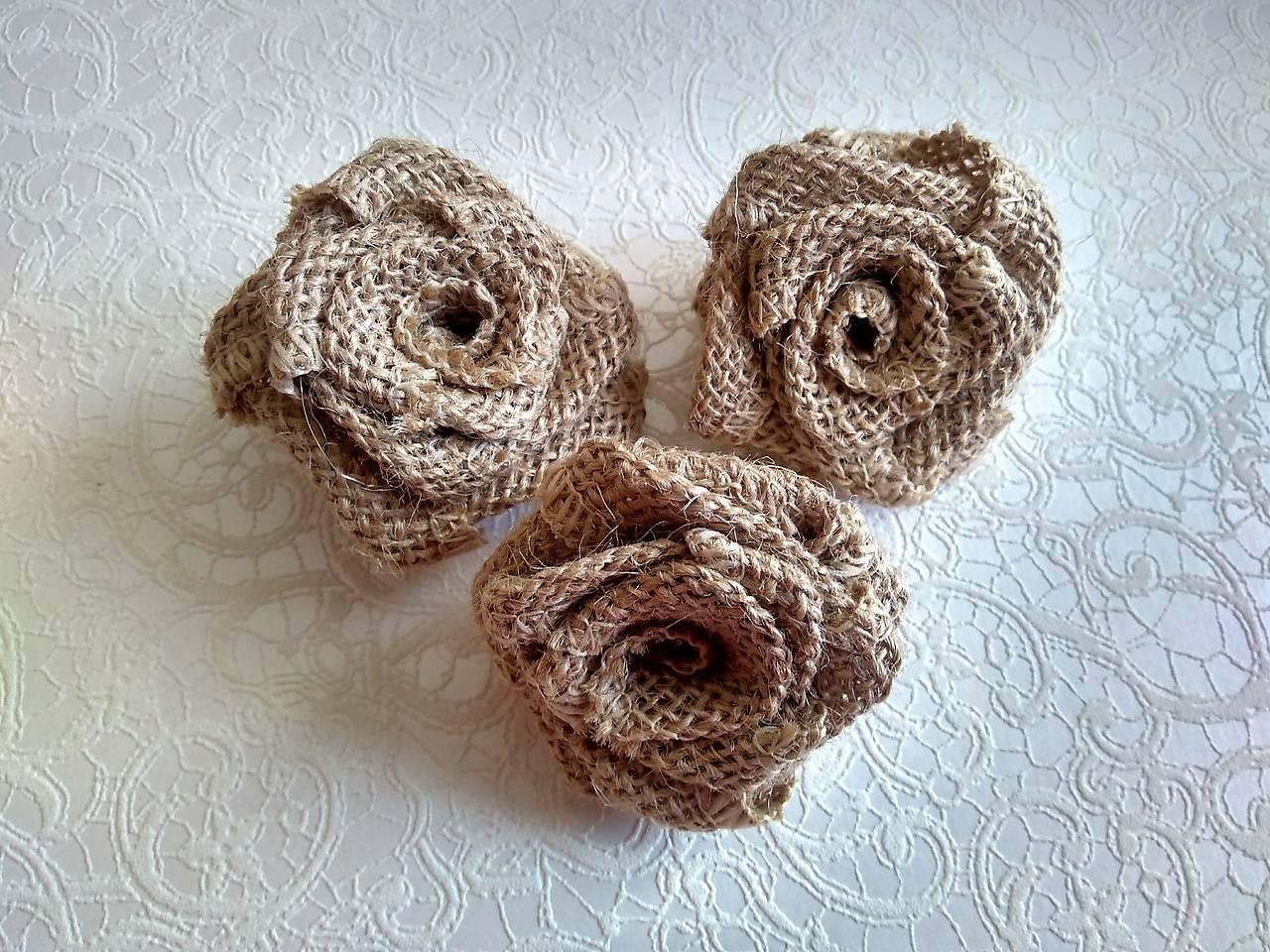 jutové ruže - Obrázok č. 1