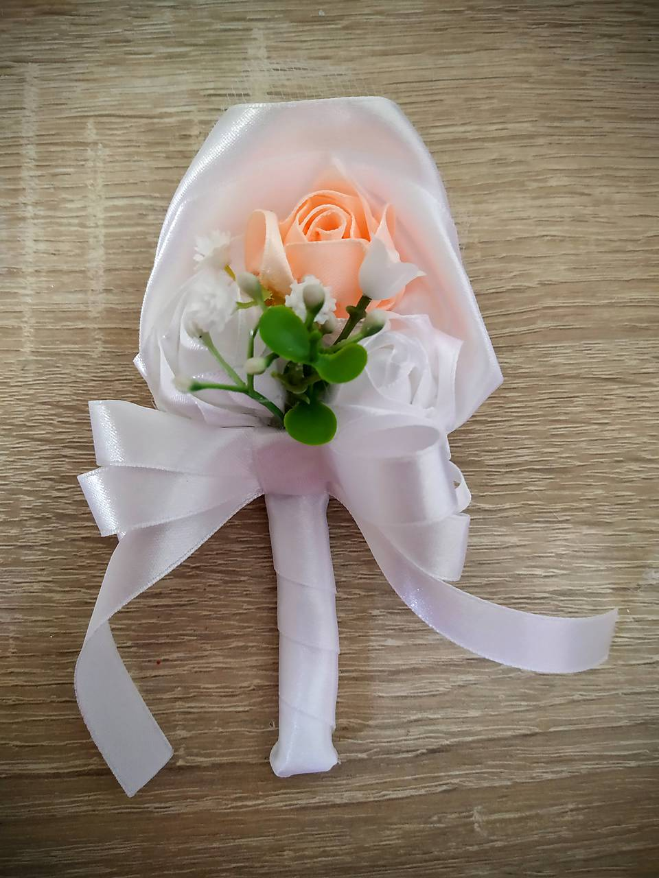 svadobná kytica marhuľová - Obrázok č. 2