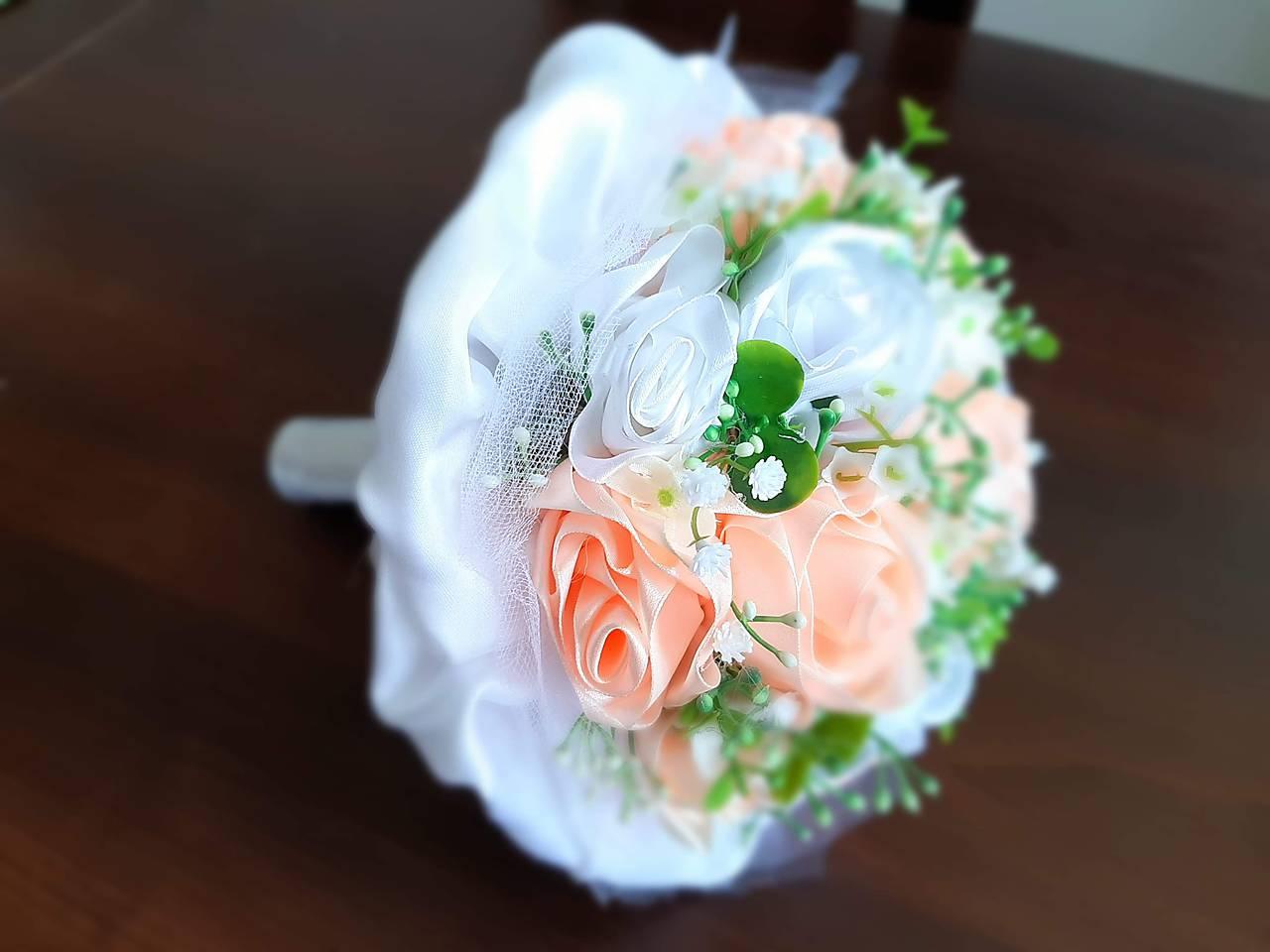 svadobná kytica marhuľová - Obrázok č. 3