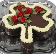 dorty pro maminky, s nápisem: Mamince Jana, Mamince Mirek
