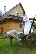 a na oplátku manželka v akcii...:-)