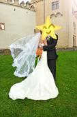 Čipkované svadobné šaty, 34