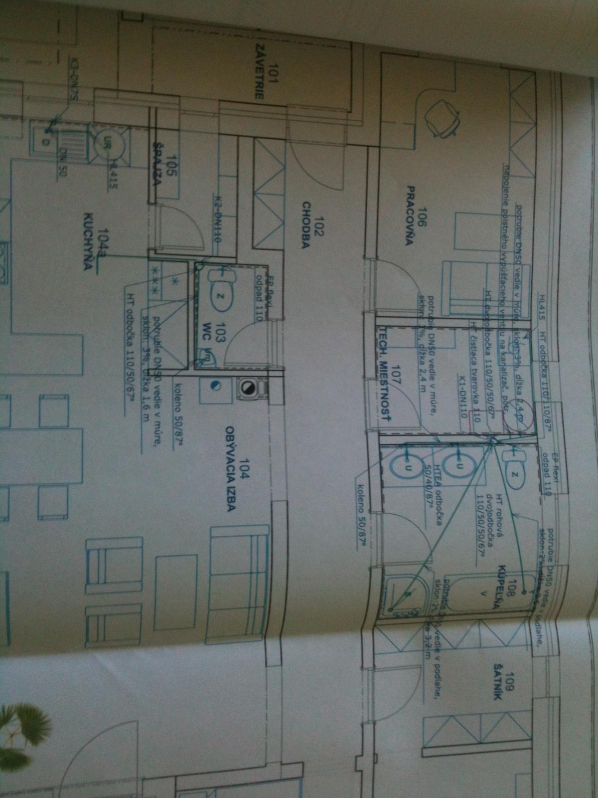 Potreboval by som poradiť,projektantka... - Obrázok č. 1