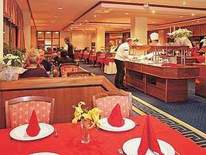 Restaurace hotelu