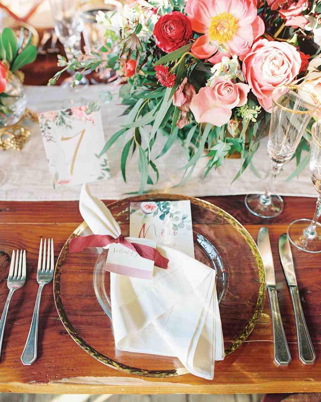 Nápady na číslování svatebních stolů - Obrázek č. 12