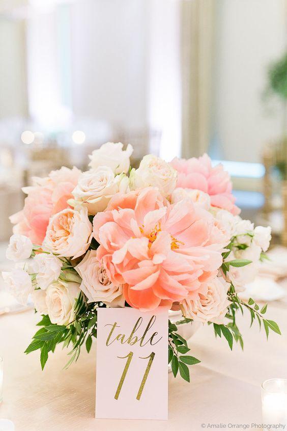 Nápady na číslování svatebních stolů - Obrázek č. 54