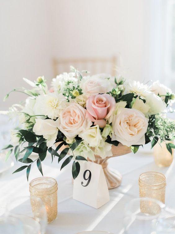 Nápady na číslování svatebních stolů - Obrázek č. 55