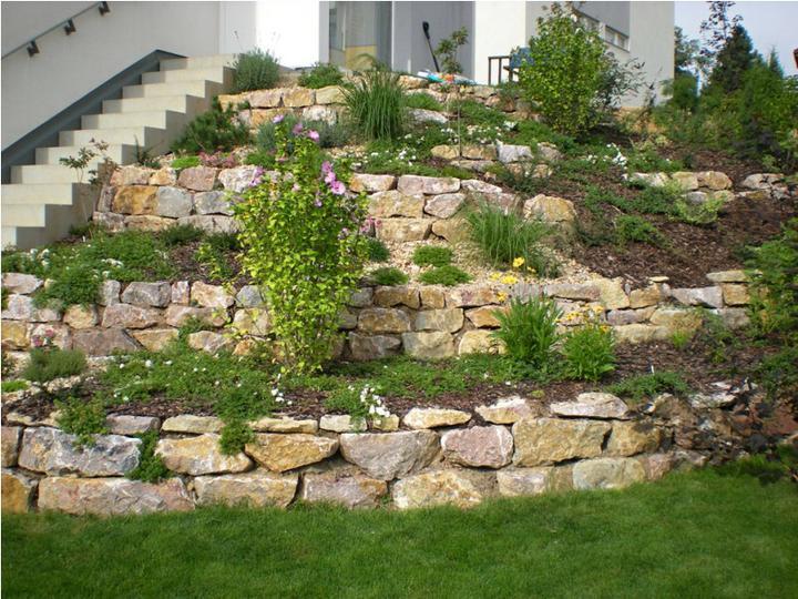 Zahrada ve svahu - inspirace - Obrázek č. 2