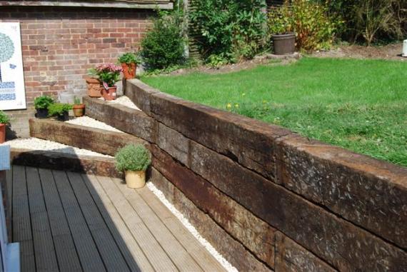 Zahrada ve svahu - inspirace - Obrázek č. 9