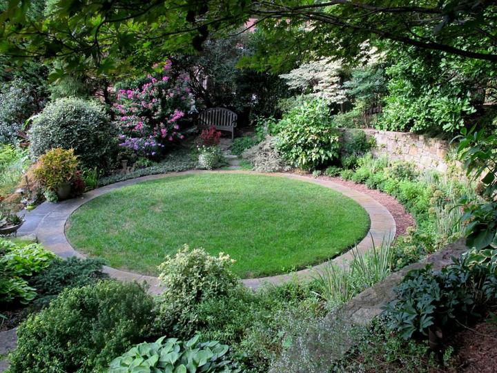 Zahrada ve svahu - inspirace - Obrázek č. 12