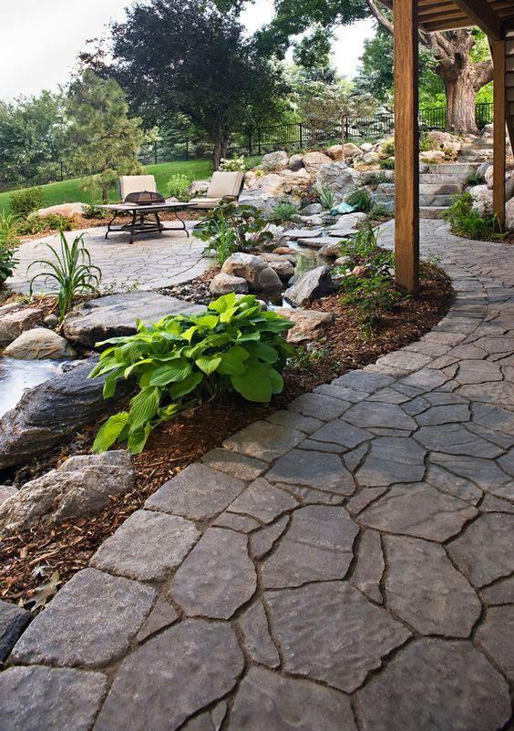 Zahrada ve svahu - inspirace - Obrázek č. 30