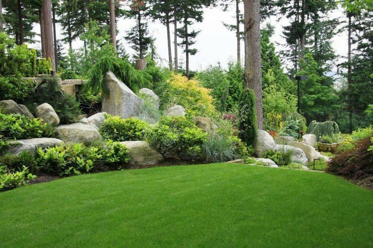 Zahrada ve svahu - inspirace - Obrázek č. 32