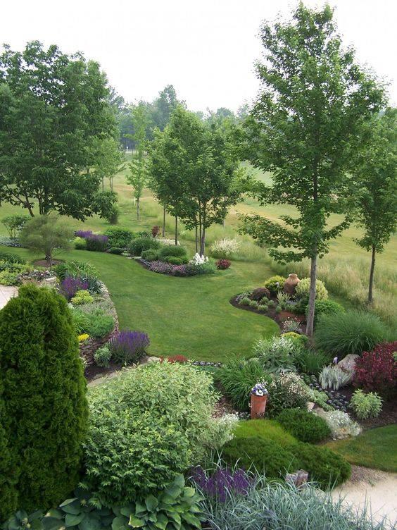 Zahrada ve svahu - inspirace - Obrázek č. 35