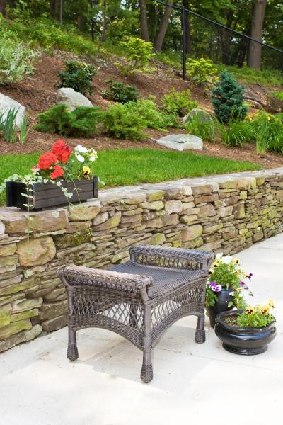 Zahrada ve svahu - inspirace - Obrázek č. 42