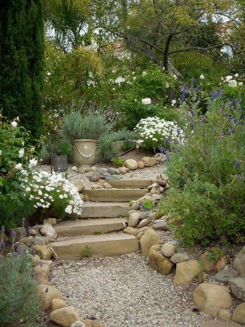 Zahrada ve svahu - inspirace - Obrázek č. 48