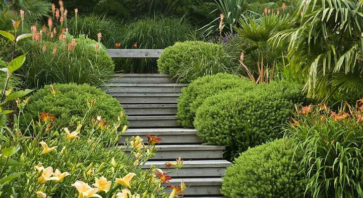 Zahrada ve svahu - inspirace - Obrázek č. 52