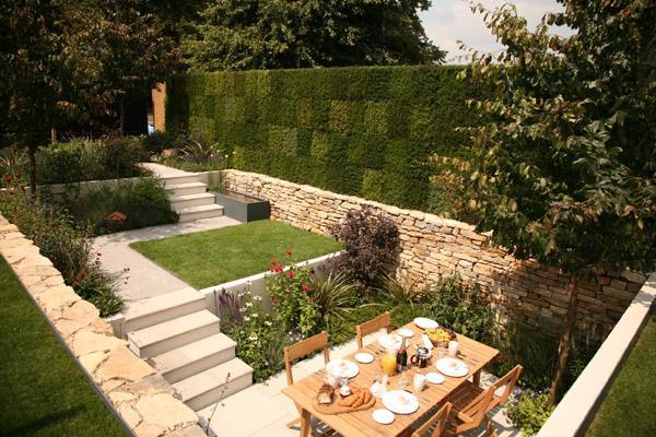 Zahrada ve svahu - inspirace - Obrázek č. 57
