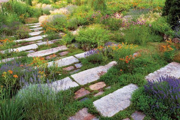 Zahrada ve svahu - inspirace - Obrázek č. 58