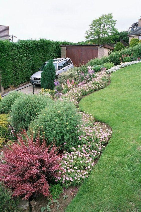 Zahrada ve svahu - inspirace - Obrázek č. 71