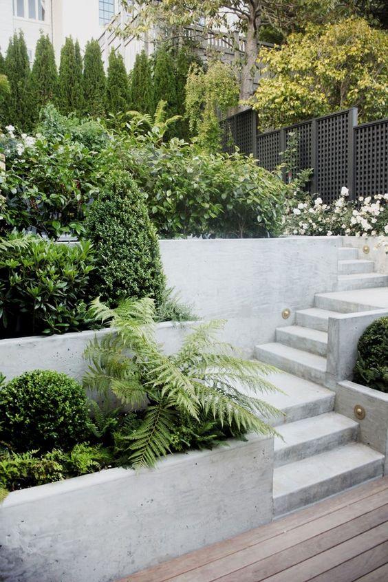 Zahrada ve svahu - inspirace - Obrázek č. 79
