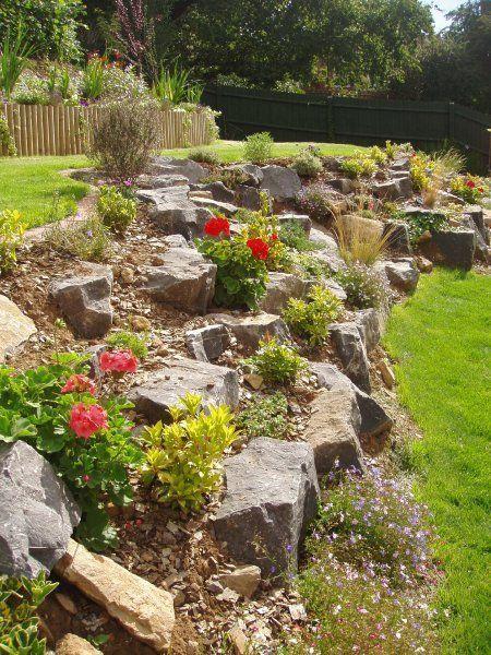 Zahrada ve svahu - inspirace - Obrázek č. 89