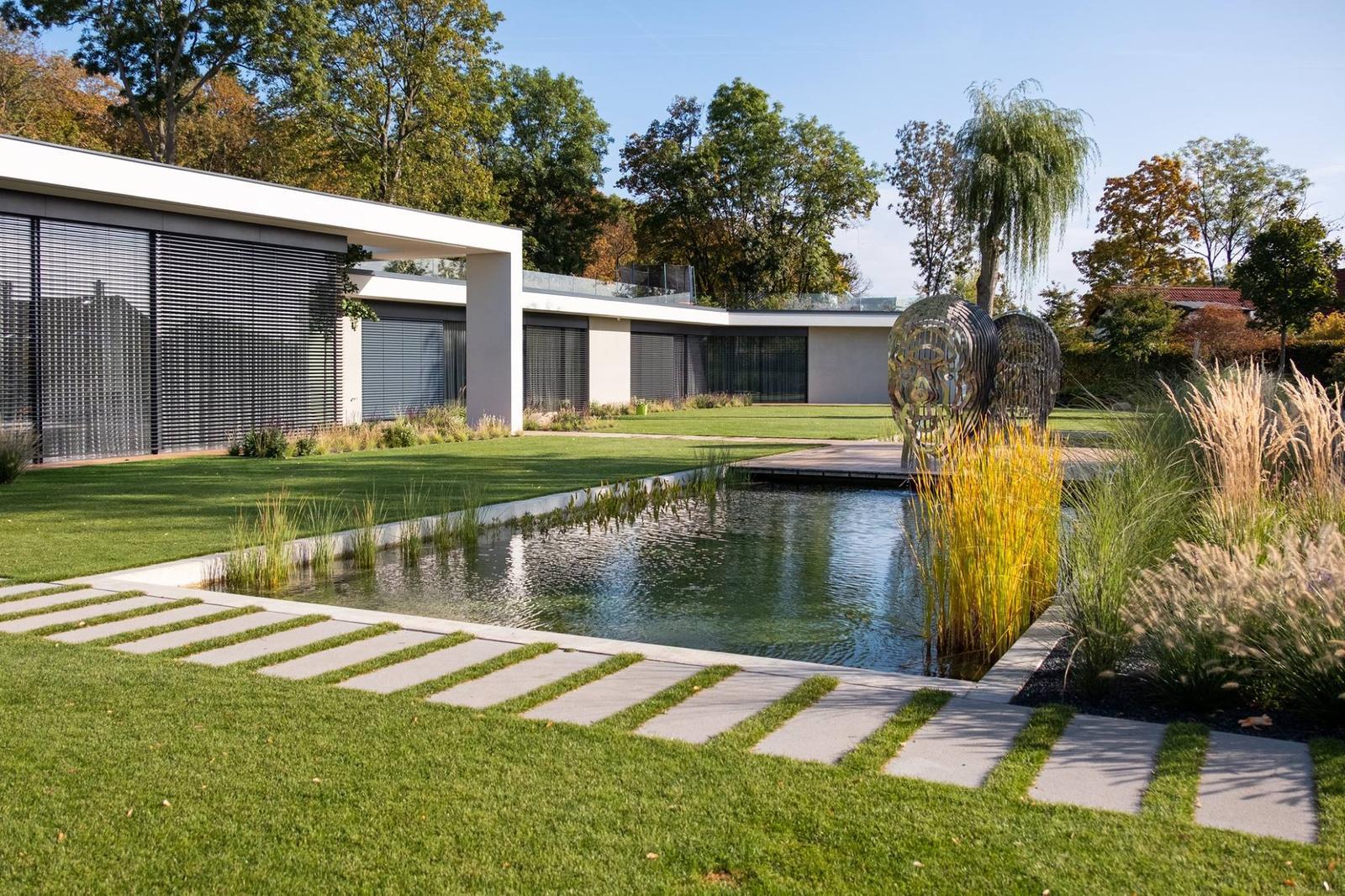 Ferdinandove záhrady - inspirace z Atelieru Flera