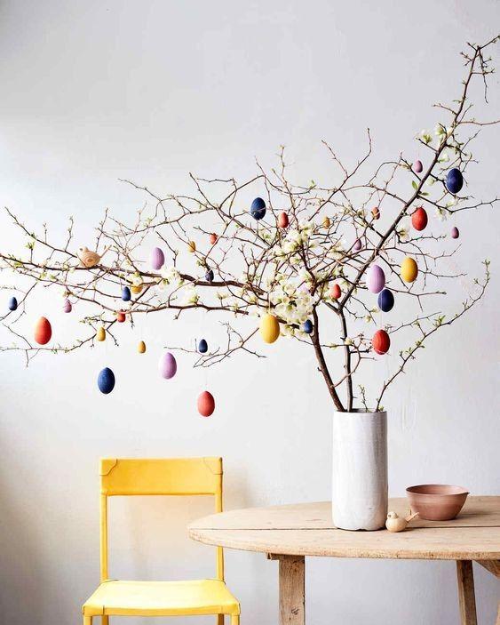 Jaro a Velikonoce v duchu Skandinávie a minimalismu