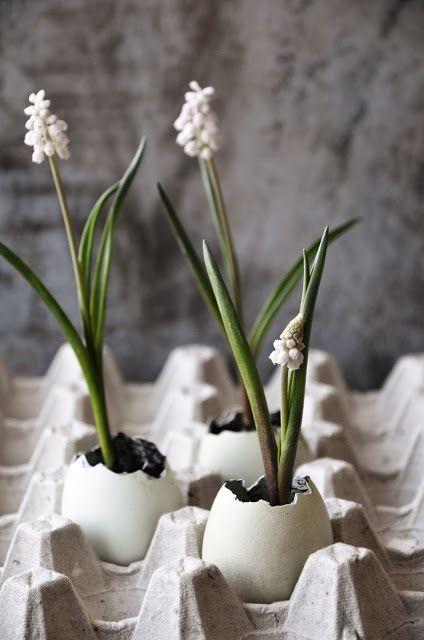 Jaro a Velikonoce v duchu Skandinávie a minimalismu - Obrázek č. 6