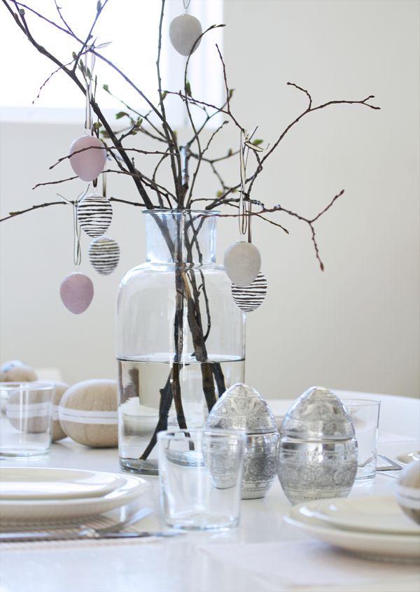 Jaro a Velikonoce v duchu Skandinávie a minimalismu - Obrázek č. 7