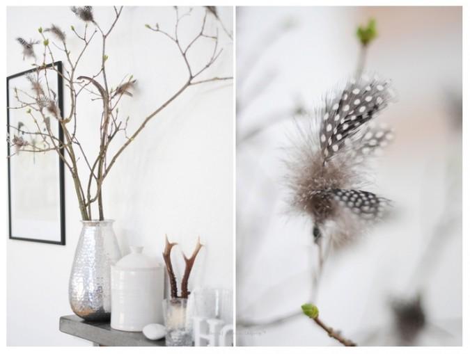 Jaro a Velikonoce v duchu Skandinávie a minimalismu - Obrázek č. 8