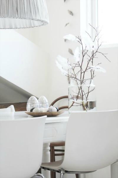 Jaro a Velikonoce v duchu Skandinávie a minimalismu - Obrázek č. 9
