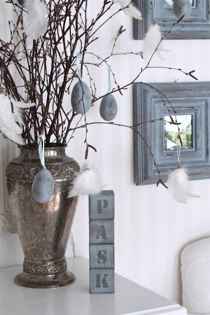 Jaro a Velikonoce v duchu Skandinávie a minimalismu - Obrázek č. 17