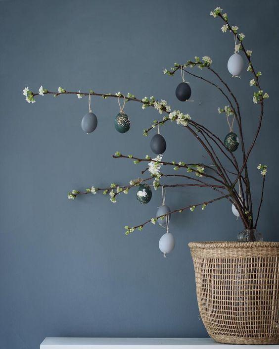 Jaro a Velikonoce v duchu Skandinávie a minimalismu - Obrázek č. 18