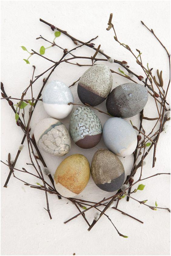 Jaro a Velikonoce v duchu Skandinávie a minimalismu - Obrázek č. 22